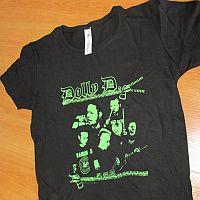 Band - schwarz (Girlie-Shirt)