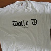Dolly D. - weiß (T-Shirt)