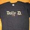 Dolly D. - schwarz (T-Shirt)