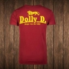 Dolly D. Dresden- rot (T-Shirt)